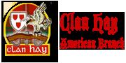 Clan Hay USA Logo